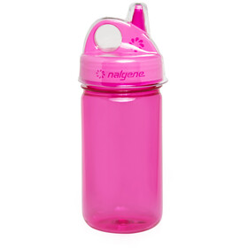 Nalgene Everyday Grip-n-Gulp Bottle 350ml, pink